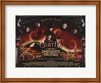 Charlie and the Chocolate Factory Horizontal Fine Art Print