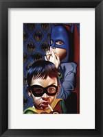 Batman and the Boy Blunder II Fine Art Print