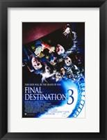 Final Destination 3 - style A Fine Art Print