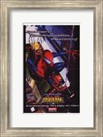 Ultimate Spiderman Fine Art Print