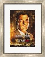 Hollywoodland Ben Affleck Fine Art Print