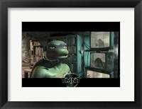Teenage Mutant Ninja Turtles Screenshot Fine Art Print