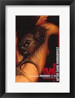 After Dark Horrorfest Film Festival Fine Art Print
