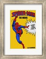 Spider-man The Movie Fine Art Print