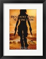 Resident Evil: Extinction Fine Art Print
