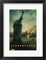 Cloverfield - gloomy Fine Art Print