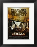 Diary of the Dead Fine Art Print
