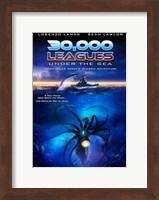 30,000 Leagues Under the Sea Fine Art Print