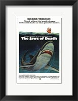 The Jaws of Death Fine Art Print