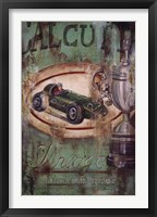 Vintage Calcutta I Fine Art Print