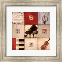 Feel the Music II Fine Art Print