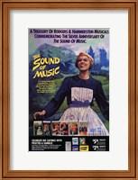 The Sound of Music Musical Fine Art Print