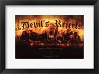 The Devil's Rejects Cast Fine Art Print