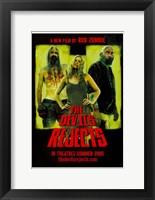 The Devil's Rejects Sheri Zombie Sid Haig & Bill Moseley Fine Art Print