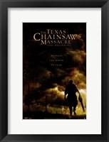 The Texas Chainsaw Massacre: The Beginning Fine Art Print