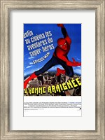 The Amazing Spider-Man - cartoon Fine Art Print