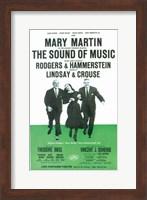 The (Broadway) Sound Of Music Fine Art Print