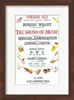 The Sound of Music (Broadway) Fine Art Print