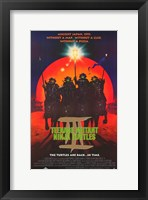 Teenage Mutant Ninja Turtles 3 Fine Art Print