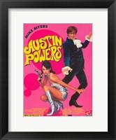 Austin Powers: International Man of Mystery - Myers Fine Art Print