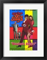 Austin Powers 2: The Spy Who Shagged Me Fine Art Print