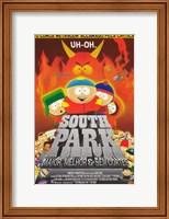 South Park: Bigger, Longer and Uncut - Brazilian - style B Wall Poster