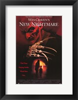 Wes Craven's New Nightmare Fine Art Print