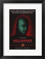 Hellraiser 4: Bloodline Fine Art Print
