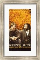 Good Will Hunting Affleck Williams Fine Art Print