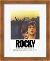Rocky Cast Fine Art Print