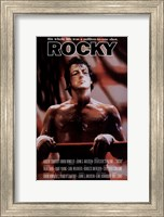 Rocky His Whole Life was a Million to One Shot Fine Art Print