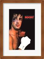 Rocky Black Eye Fine Art Print