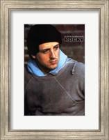 Rocky Sweatshirt Fine Art Print