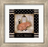 Hog Wash Fine Art Print