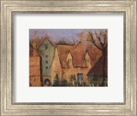 French Farmhouse II Fine Art Print