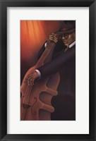 Jazz City 4 Fine Art Print