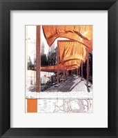 The Gates, Project for Central Park, New York City Fine Art Print