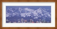 Salt Lake City, Utah Fine Art Print