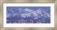Salt Lake City, Utah Fine Art Print