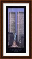The World Trade Center Fine Art Print