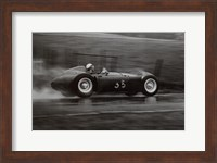 Grand Prix of Belgium, 1955 Fine Art Print
