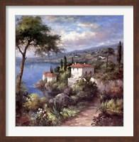 Villa Flora Two Fine Art Print