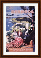 Bermuda by Clipper Fine Art Print