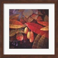 Tropical Leaves I Fine Art Print