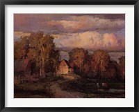 Galust Berian - Afternoon Sun Fine Art Print
