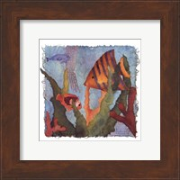 Tropical Fish I Fine Art Print