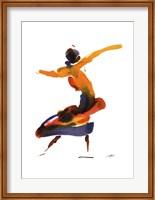 Dancer II Fine Art Print