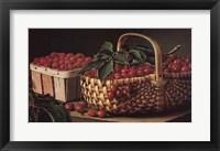 Still Life with Berries Fine Art Print