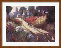 Spring Lane Fine Art Print