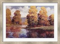 Clear Lake I Fine Art Print